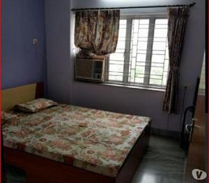 Furnished 3BHK 1st Floor Rent in Salt Lake Near CITY CENTER