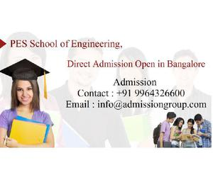 PES University Fee Structure,PES University Admission(PES)