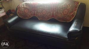 Three Seater Cushion Sofa for sale