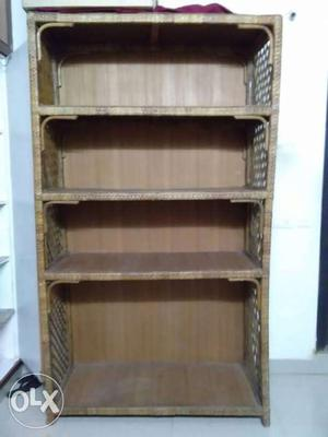 Wooden rex full big size 4 full big size shelf