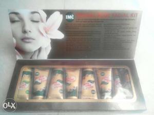 Aloevera herbal facial kit imc