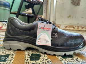 Gray Favourite Ultima Ruhr Velocity Safety Shoes numb uk:8