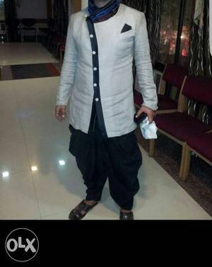 Indo western attire
