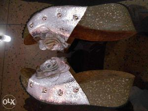 Ladies Sandal in Excellent condition, Unused. Near INA metro