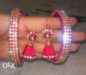 Latest fashion hand crafted designer Bangle's