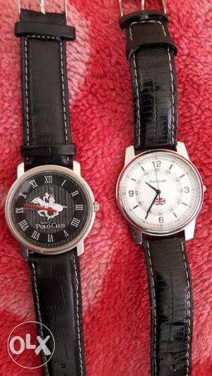 Reebok Watch + Polo Club Watch Both New Combo