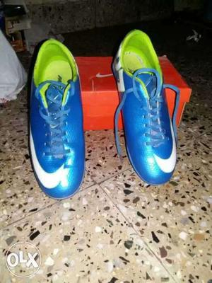 Shoes Football shoes nike cr7 shoes size- 5