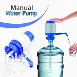 Drinking Water Pump Dispenser -Pump It Up - Manual Water