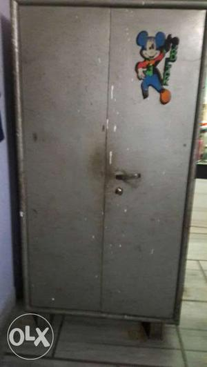 Grey 2 Way Door Cabinet