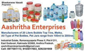 20 Liters BubbleTop Tins at Lowest Wholesale Rate @