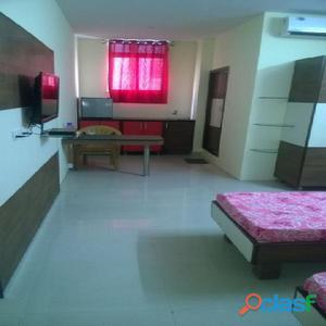 BUDGET A/C SERVICE APARTMENTS IN MARATHALLI 1100/DAY vcb