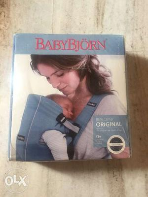 Brand New sealed and packed BABYJORN carrier.