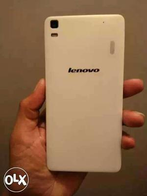 Lenovo k3 note with charger headset