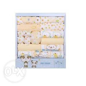 New Baby Gift Set - 17pcs Clothing Gift Pack