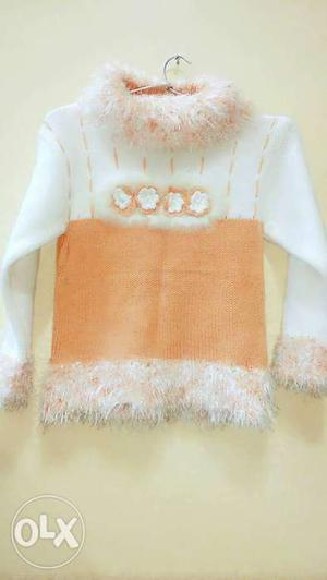 New kids Stylish Sweater/cardigans for Girls can use as tops