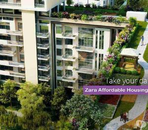 Buy 1BHK & 2BHK at Affordable flats developed by Zara Rossa