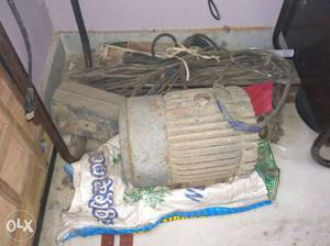 5hp electrical used motor in good condition
