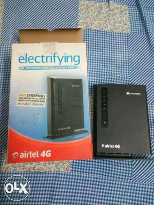 Airtel 4G MODEM