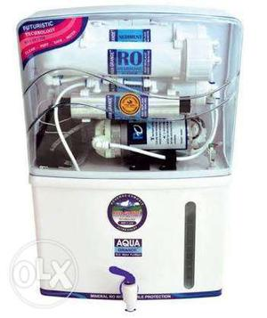Aquafresh ro purifiers with uf technology and 1