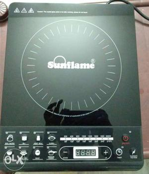 Brand new induction cook top, just used for 5