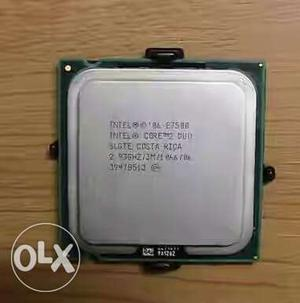 Core 2 duo processor available at a very price...