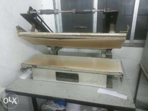 Gray Heat Press