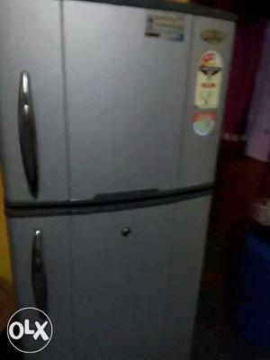 New condition double door fridge for sale...have