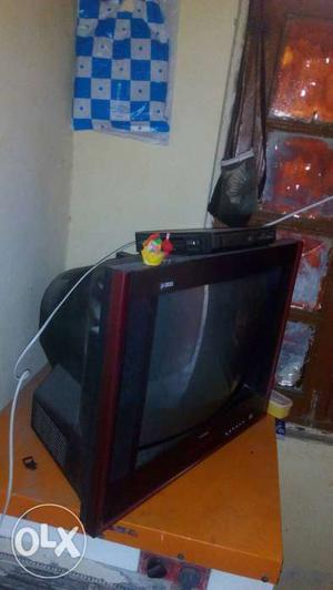 Onida tv with Dish tv