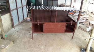 Duck &hen cage