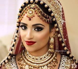Bridal Makeup Artist in Delhi Khoobsurat Beauty Salon Rohini