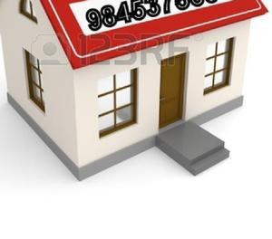 House for Rent at Jaibharath Nagar 2 BHK 9845375638