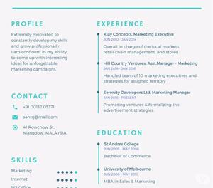 Resume Service - Make Your Resume Stand Out In The Crowd