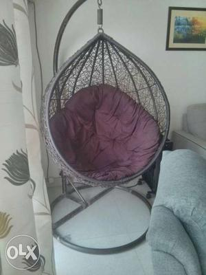 Swing chair - 4 months old, good condition, with