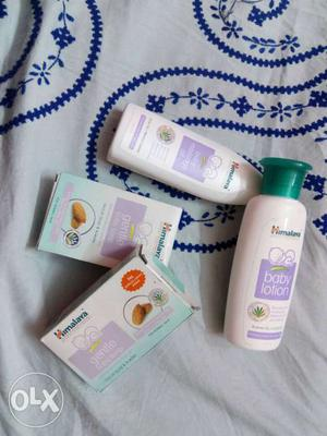 Body Lotion Bottles And Boxes