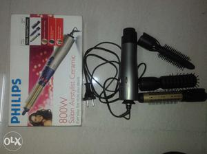Hair curler phillips unused new