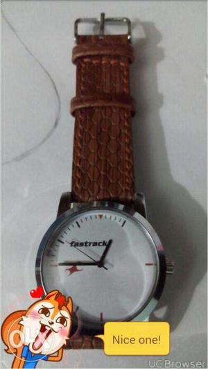 New fastrack original watch for men with bill &