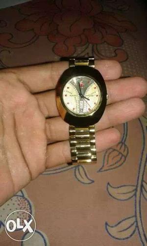 Rado watch fully automatic made in Dubai good