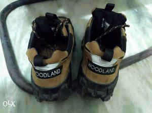 Woodland leather shoes for men size 7 article