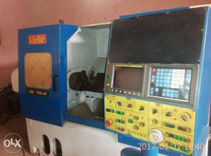 Sell and purchase all types vmc machine and cnc
