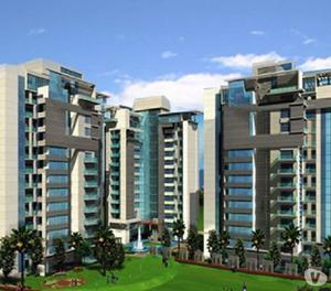 2 BHK apartment available for lease in TDI Ourania