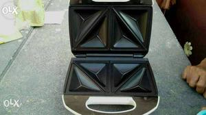 Black Electric Grill