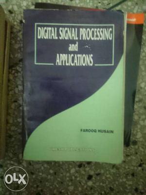 Digital Signal Processing And Applications Book