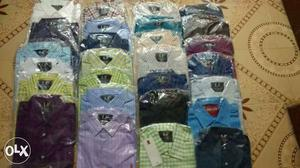 It's brand new LP branded shirts.. at low price total 25ps
