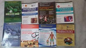 Neet pg medical books rs 150/book
