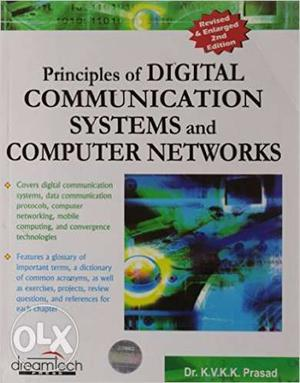 Principles of Digital Communication System and Computer