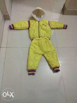 For kids one month use by like new..for 1/2 year