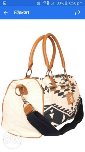 Wood Land's original bag for Women  the Real Prize