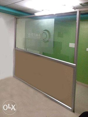 Aluminum Partition for Office use