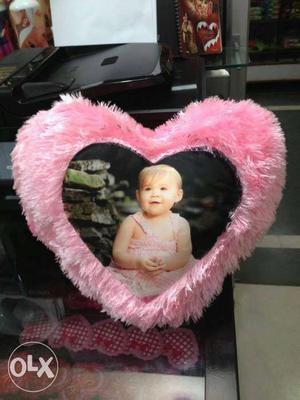 Cushion Printing (personalized photo gifts)