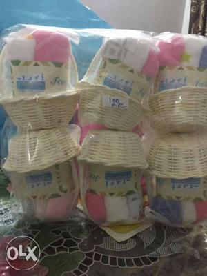 GENTLE FACIAL WIPES FOR BABIES VERY SOFT MATERIAL